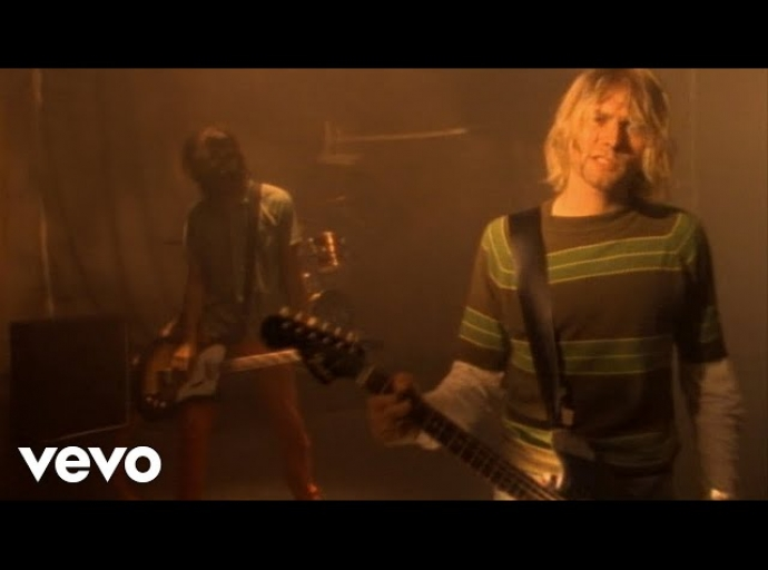 Smells Like Teen Spirit - Nirvana - 1991