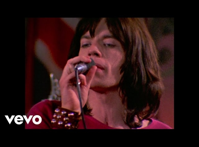 Sympathy For The Devil -The Rolling Stones 1968