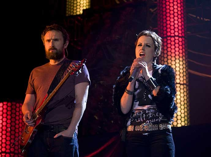 Cranberries e Dolores O'Riordan